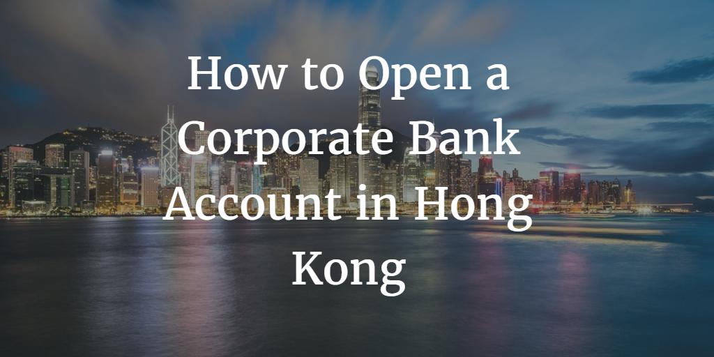 best bank account hong kong